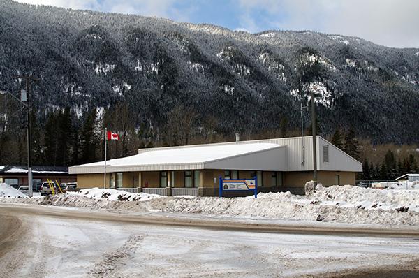 RCMP Sparwood (Canada)