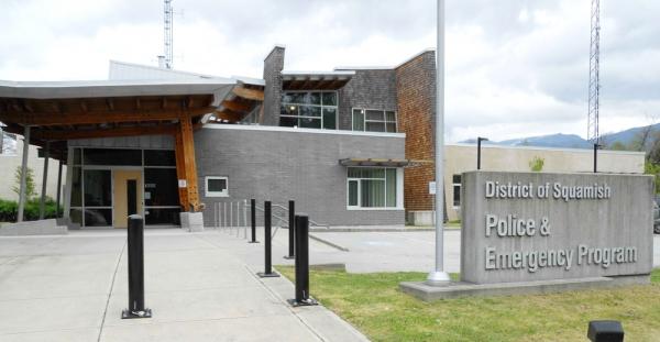 RCMP Squamish (Canada)