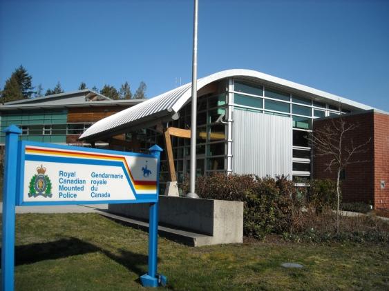 RCMP Sunshine Coast (Canada)