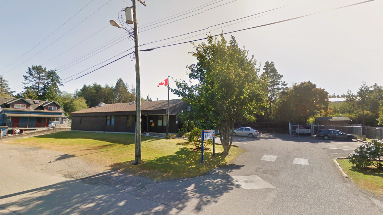 RCMP Ucluelet (Canada)