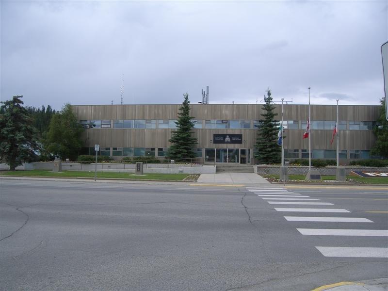 RCMP Whitehorse (Canada)