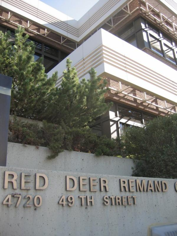 Red Deer Remand Centre (Canada)