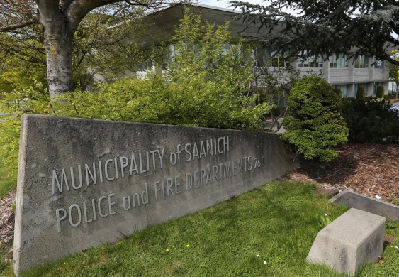 Saanich Municpal Police (Canada)