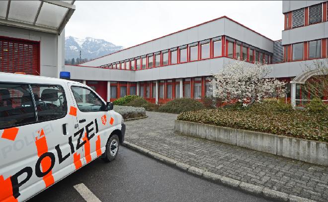Sarnen Police Detention Facility (Switzerland)