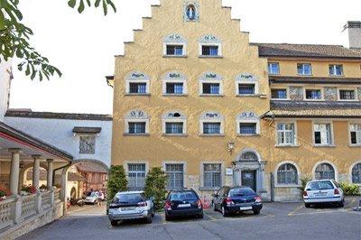 Schaffhausen Cantonal Prison (Kantonales Gefängnis Schaffhausen) (Switzerland)