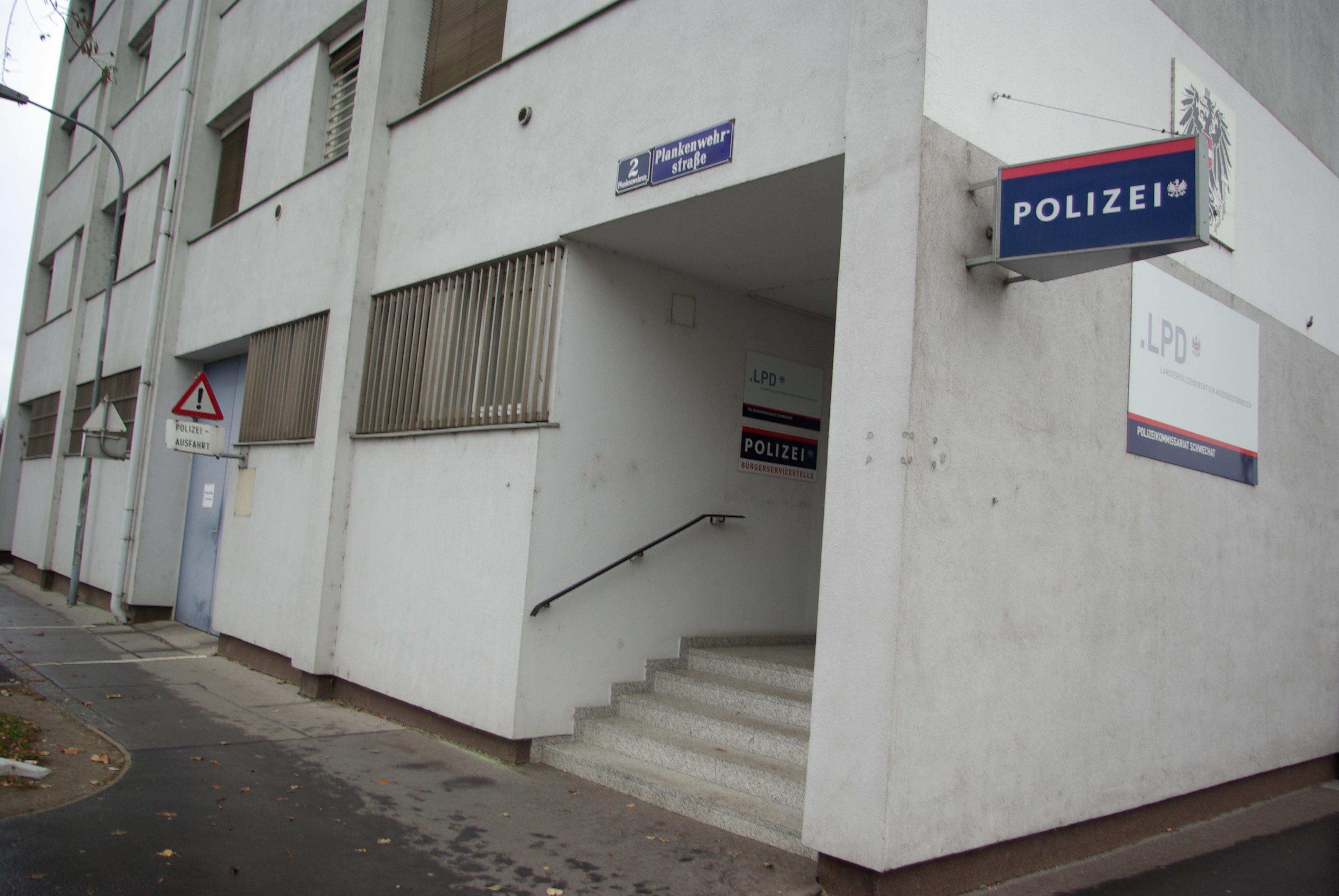 Schwechat PAZ (Austria)