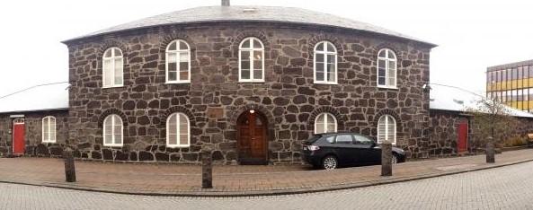 Skólavörðustígur Prison (Iceland)