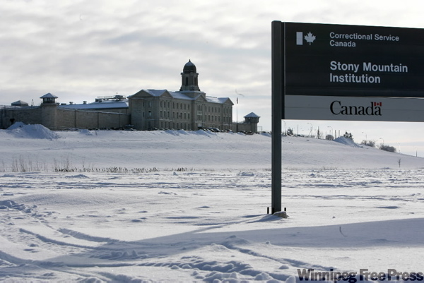 Stony Mountain Institution (Canada)