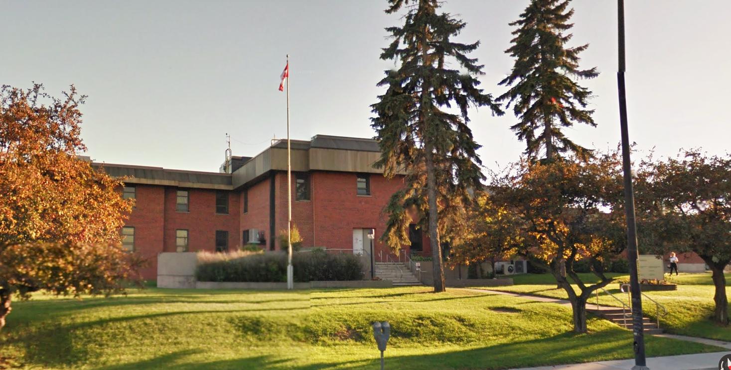 Sudbury Jail (Canada)
