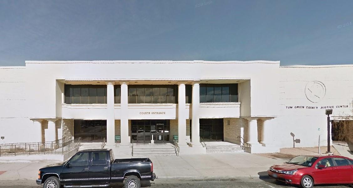 Tom Green City Jail (United States of America)