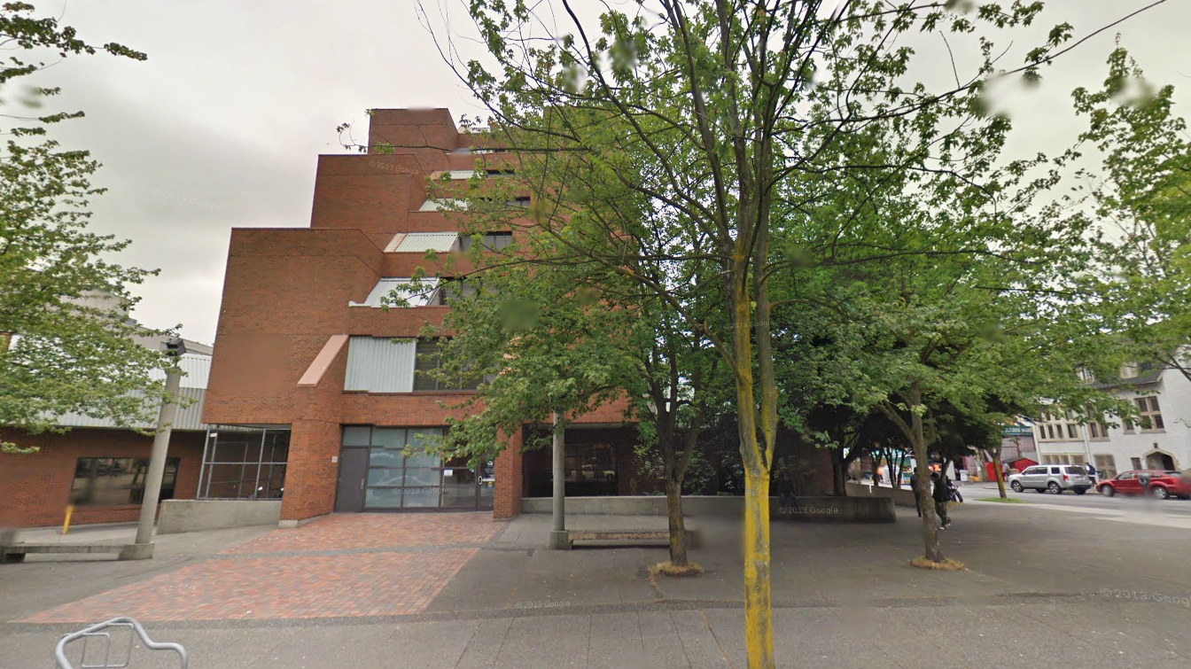 Vancouver City Jail (Canada)