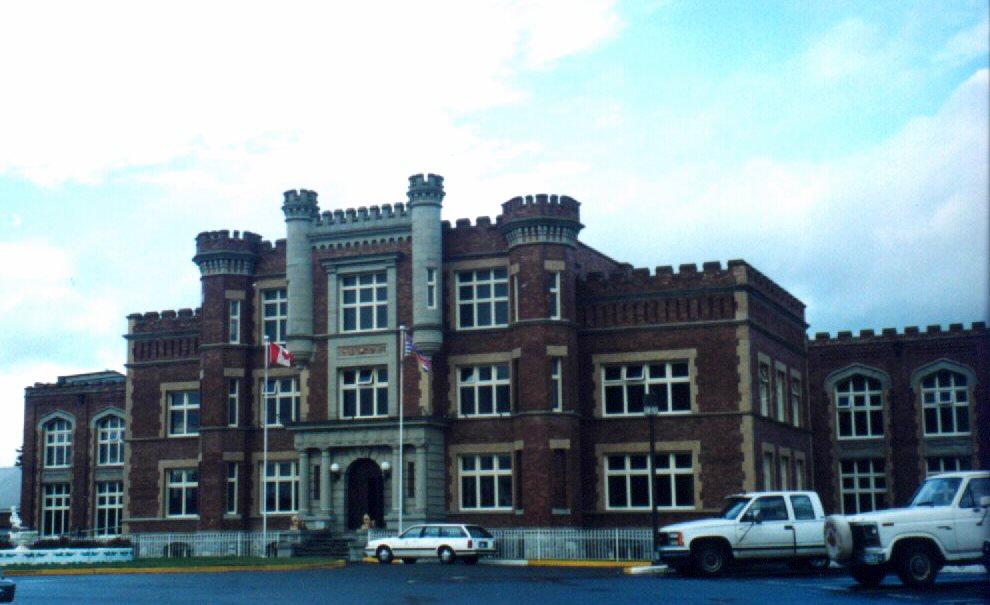 Vancouver Island Regional Correctional Centre (Canada)