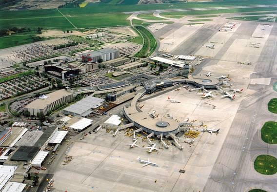 Vienna Schwechat Airport (Austria)