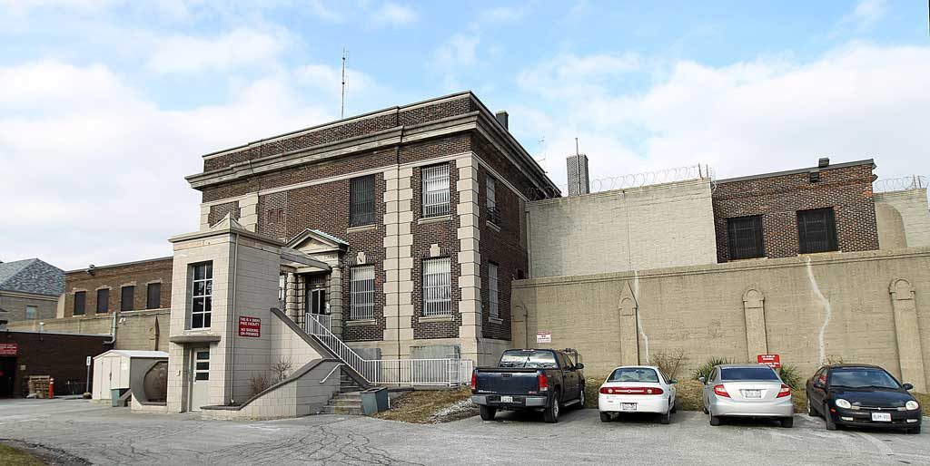 Windsor Jail (Canada)