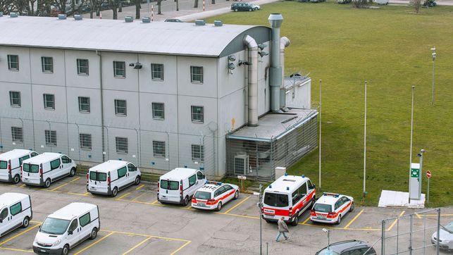 Zurich Police Prison (Polizeigefängnis Zurich) (Switzerland)