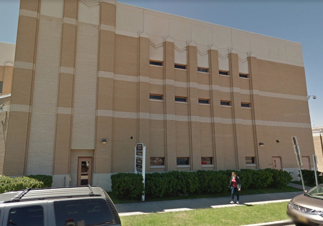 Albany County Jail (Google)