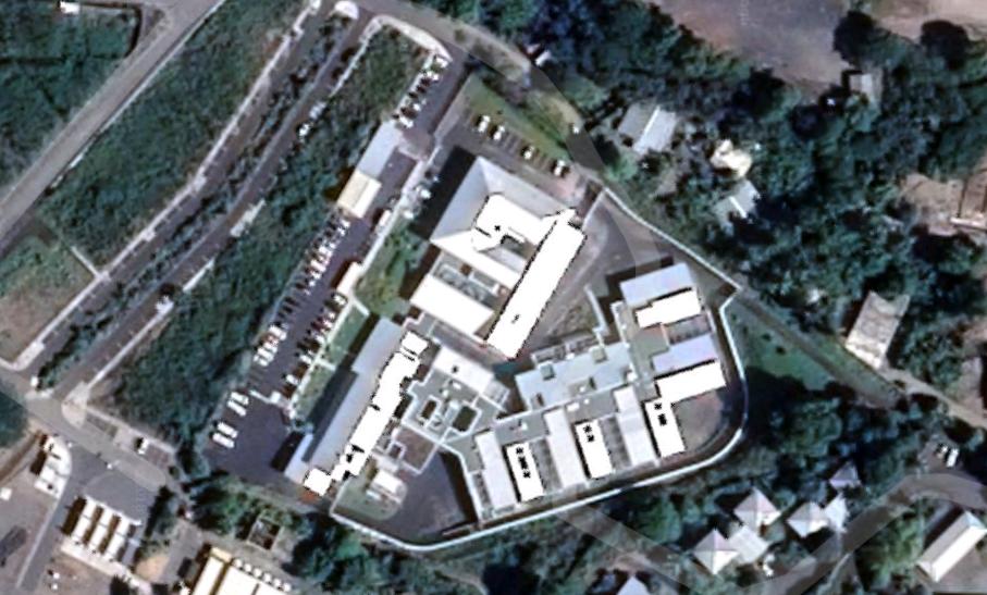 Mayotte Centre de rétention administrative