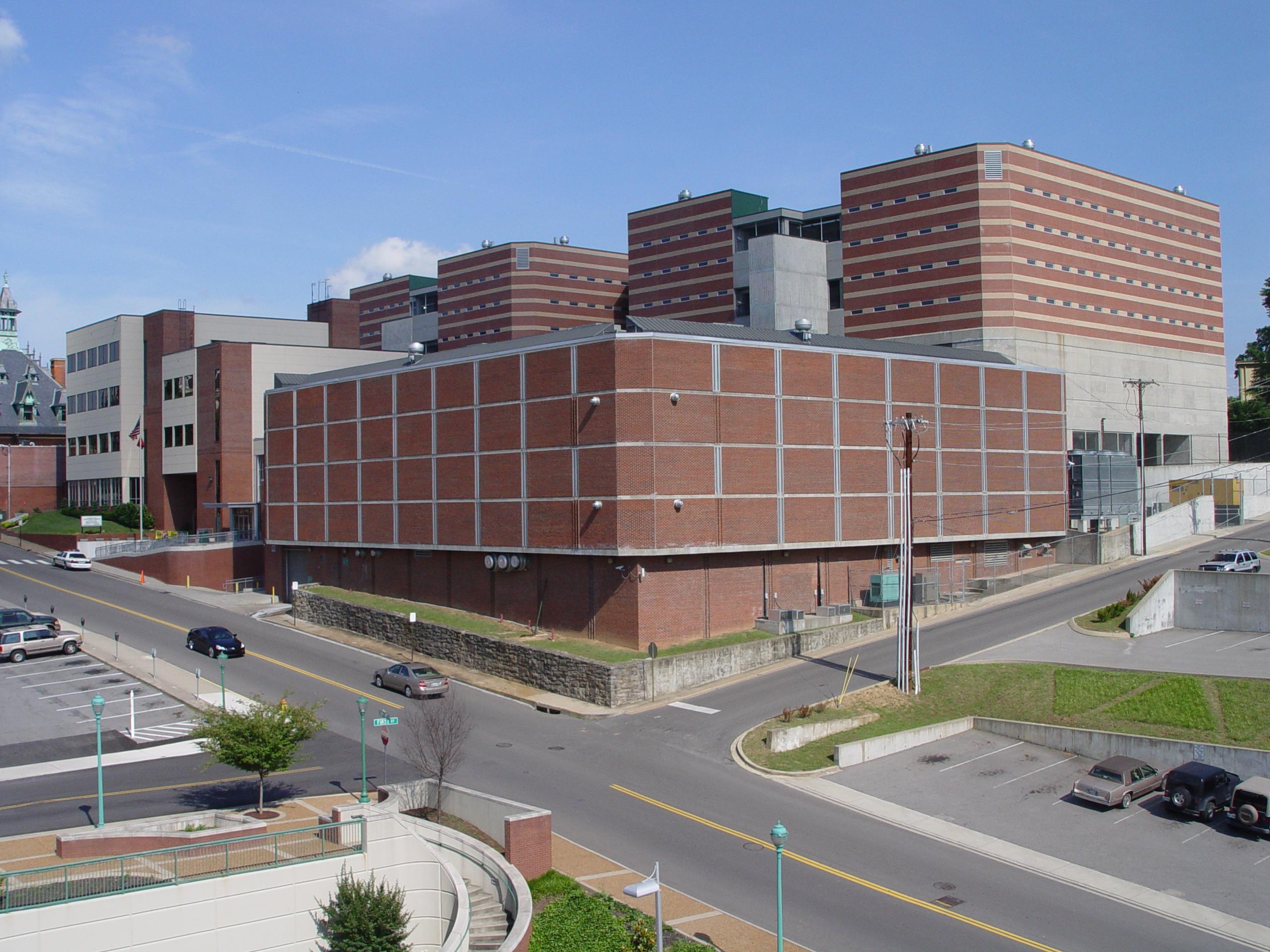 Montgomery Jail