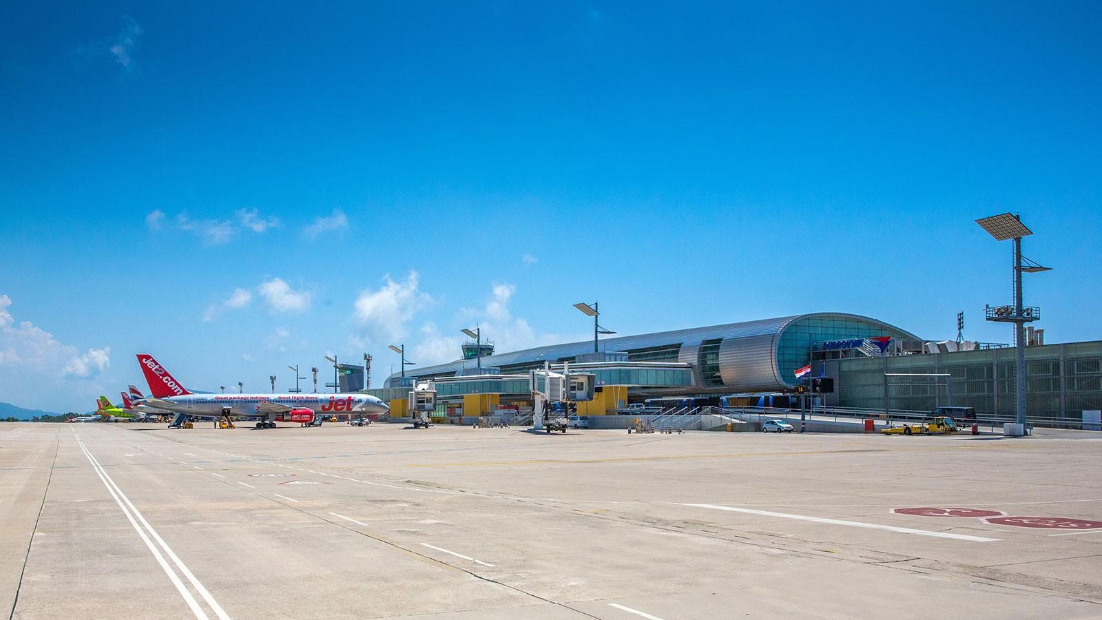 Dubrovnik Airport Transit Zone (Source: Croatia.hr,
