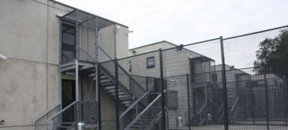 Findel detention centre (Photo credit: Yabiladi, Insolite : Un Marocain expulsé du Luxembourg en jet privé, https://www.yabiladi.com/articles/details/17168/insolite-marocain-expulse-luxembourg-prive.html)