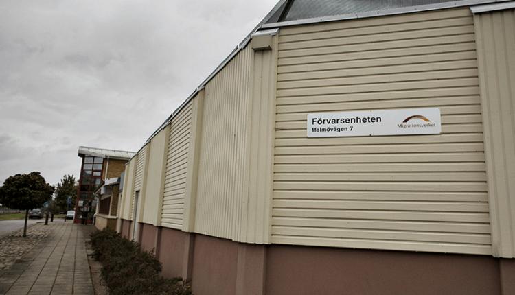 Åstorp Detention Center, Ingrid Carlqvist: Ännu en rymning från Förvaret i Åstorp – uppdaterad, https://www.svegot.se/2018/02/26/annu-en-rymning-fran-forvaret-i-astorp/