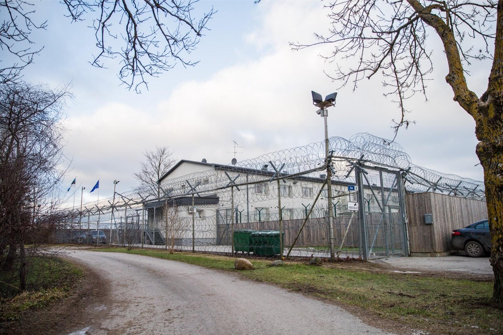 Harku Detention Centre (Alar Truu)