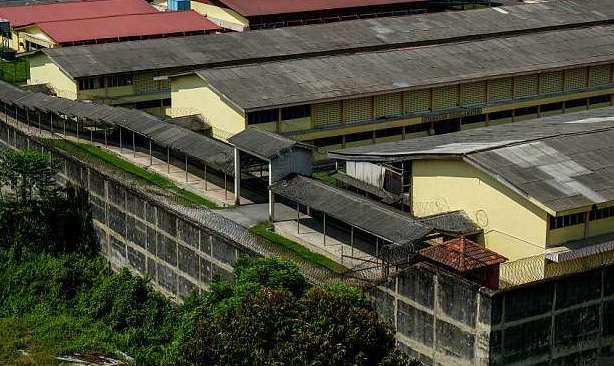 Kajang Prison (DIMEX September 2021, https://tinyurl.com/2r7xbtcz)