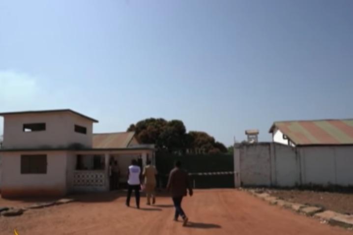 MIle 2 Prison Gambia, Al Jazeera, 18 Febraury 2017, https-//www.youtube.com/watch?v=FxQCGca_7Nw