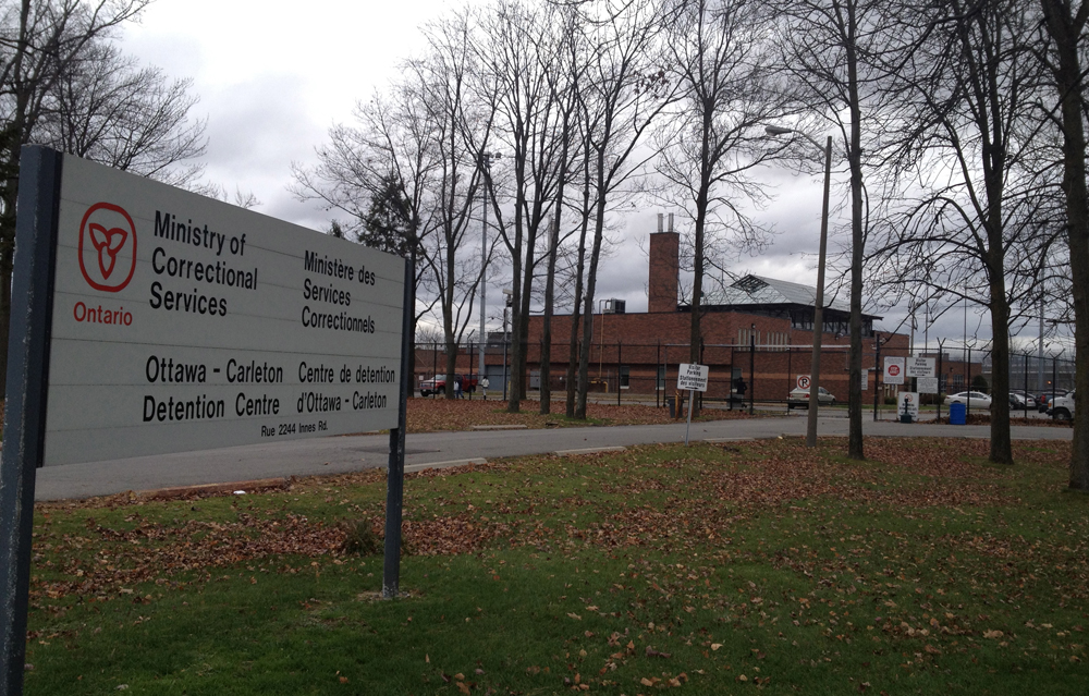 Ottawa-Carleton Detention Centre (Canada)