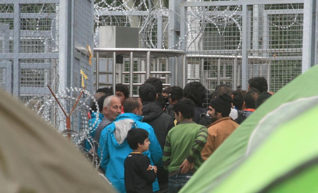 Tompa Transit Zone Detention Centre (UNHCR 2016)