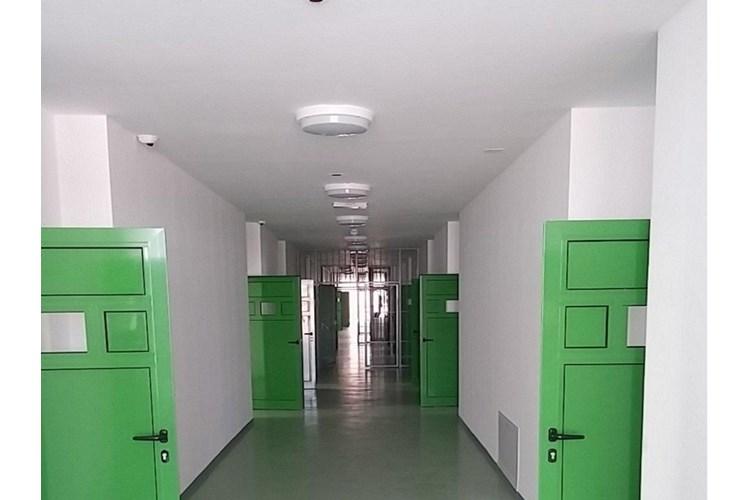 Tovarnik Transit Centre (Source: Ministarstvo unutarnjih poslova Republike Hrvatske Uprava za europske poslove, međunarodne odnose i fondove Europske unije,