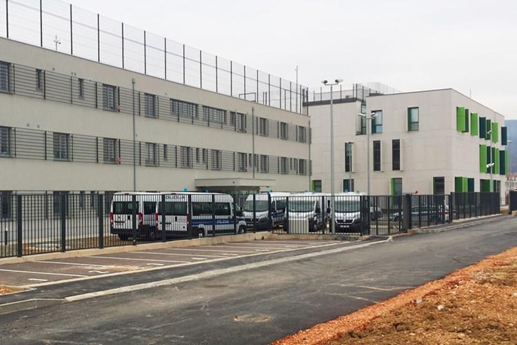 Trilj Transit Centre (Source: Ministarstvo unutarnjih poslova Republike Hrvatske Uprava za europske poslove, međunarodne odnose i fondove Europske unije,