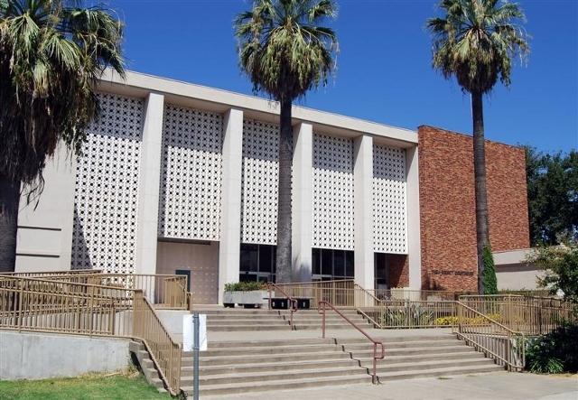Yuba county courthouse