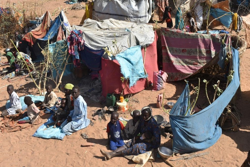 "B. Baloch, ""Clashes in Sudan's West Darfur force 2,500 to seek safety in Chad,"" UNHCR,  11 August 2020, https://www.unhcr.org/news/briefing/2020/8/5f3248204/clashes-sudans-west-darfur-force-2500-seek-safety-chad.html"