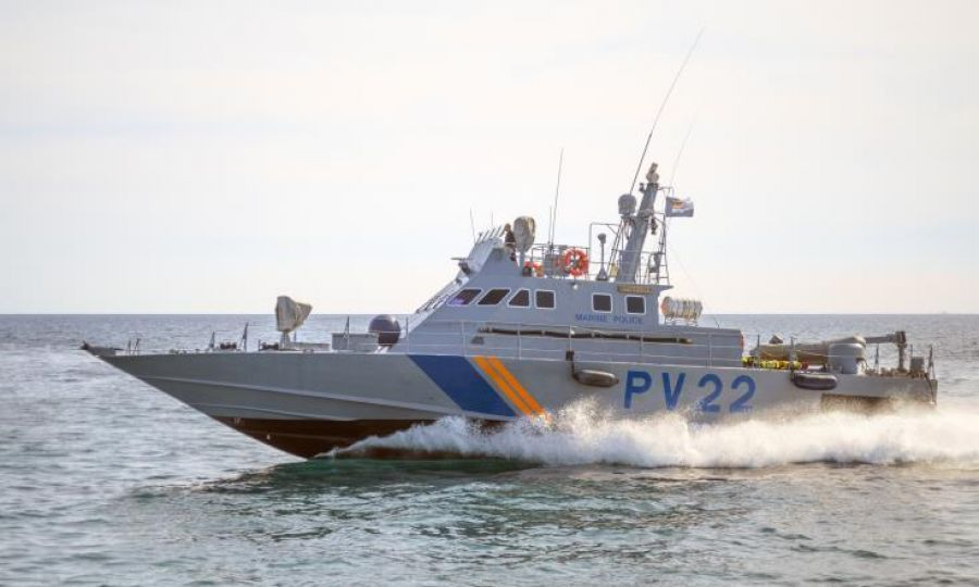 "Kathimerini Cyprus, ""Boat Carrying Refugees Pushed Back by Cyprus, Ends Up In UN Area,"" 1 September 2020, https://knews.kathimerini.com.cy/en/news/boat-carrying-refugees-pushed-back-by-cyprus-ends-up-in-un-area"