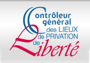 Logo of the Contrôleur Général des Lieux de Privation de Liberté, (Contrôleur Général des Lieux de Privation de Liberté, accessed on 16 July, https://www.cglpl.fr/en/).