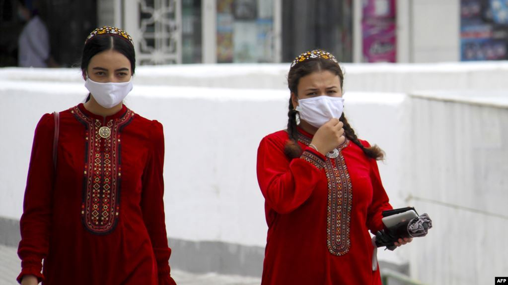 """RFE/RL, """"Deadly Prison Outbreak Belies Turkmenistan's 'Coronavirus-Free' Claim,"""" 16 October 2020, https://www.rferl.org/a/deadly-prison-outbreak-belies-turkmenistan-s-coronavirus-free-claim/30897206.html"""