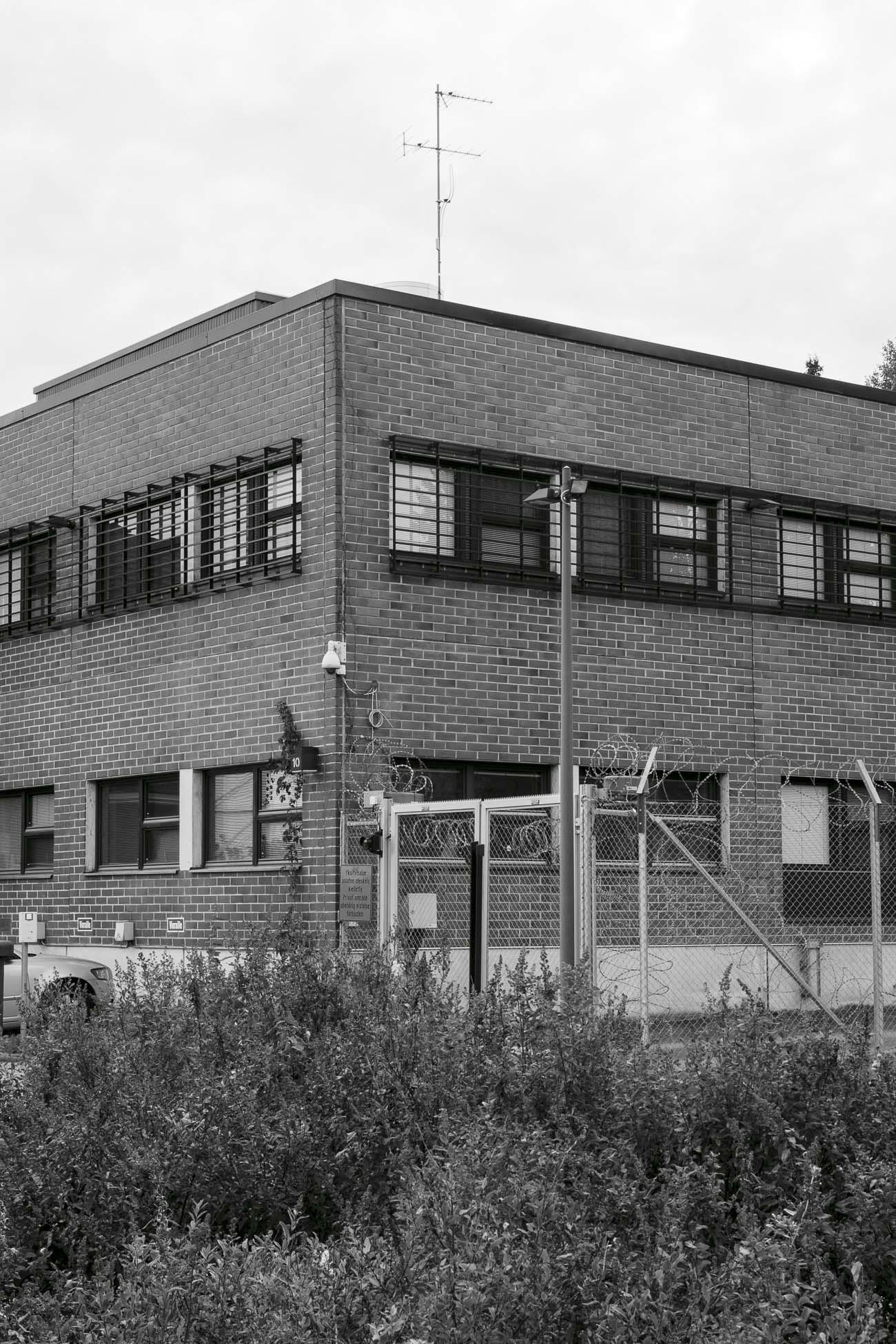 Metsälä Detention Centre, Helsinki, Finland, (Otto Karvonen,