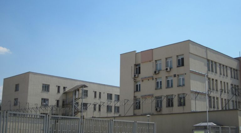 Busmantsi Detention Centre in Sofia, (Bordermonitoring Bulgaria,