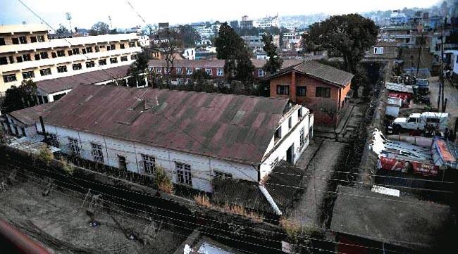 Central Jail in Kathmandu, (https://english.khabarhub.com/2020/16/82343/)